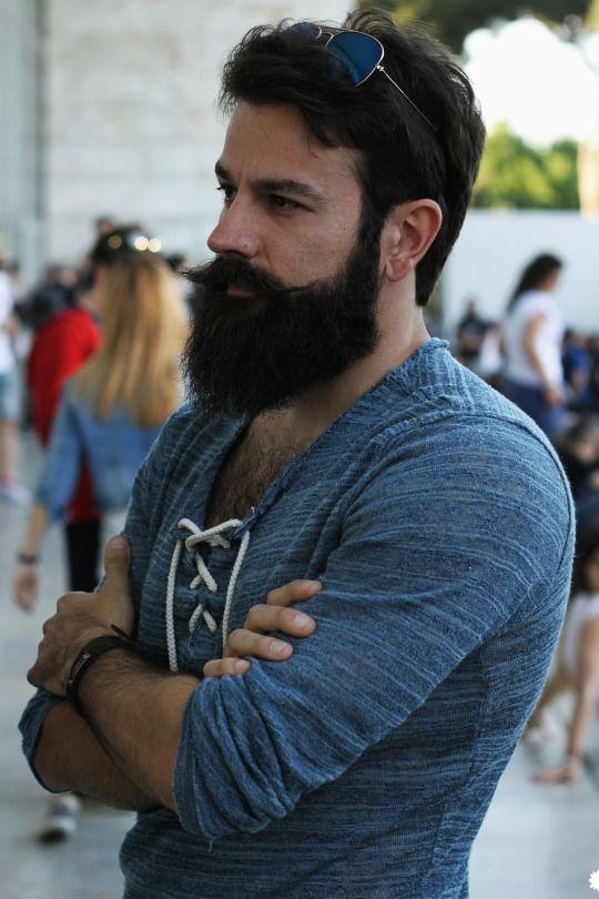 pintar la barba 2