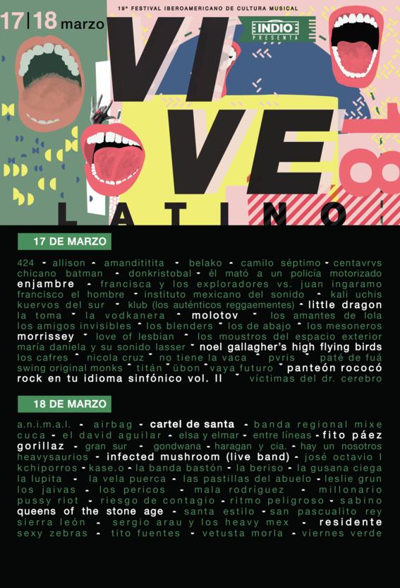 vive latino 2018 8