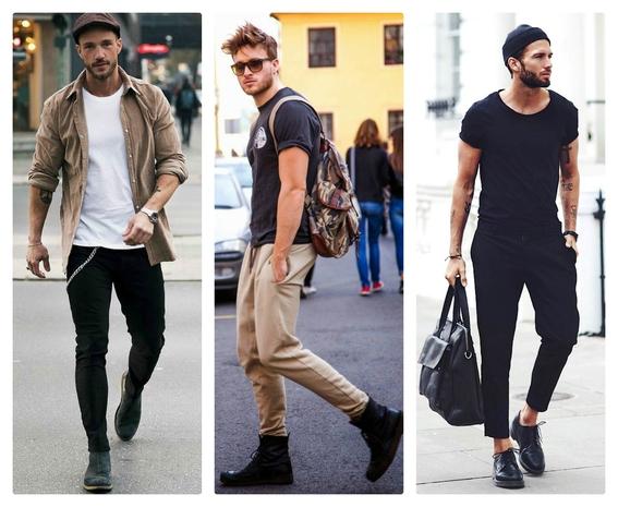 errores comunes que cometen los hombres al vestirse 5