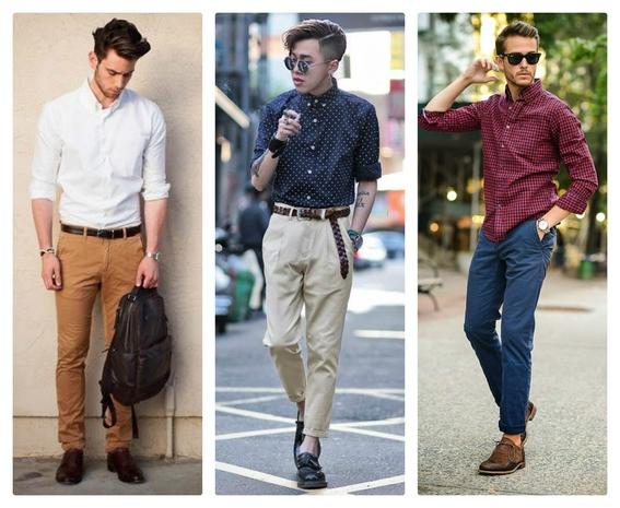 errores comunes que cometen los hombres al vestirse 6