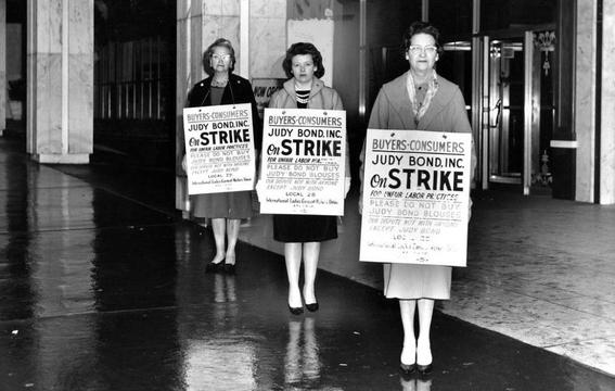 la lucha de las mujeres trabajadoras eso conmemora el 8 de marzo 1