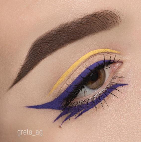 new eyeliner trends 8
