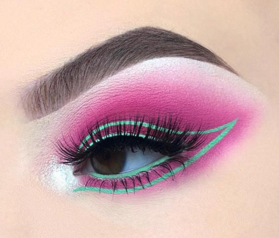 new eyeliner trends 5