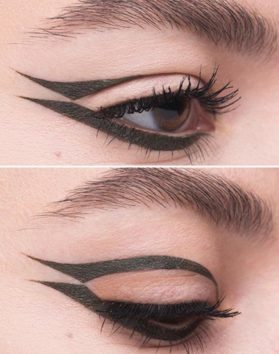 new eyeliner trends 4