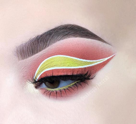 new eyeliner trends 3