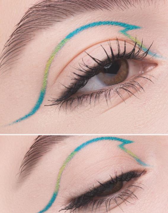 new eyeliner trends 2