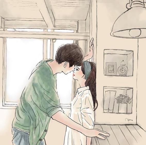 ilustraciones de haruna hiraizumi 9