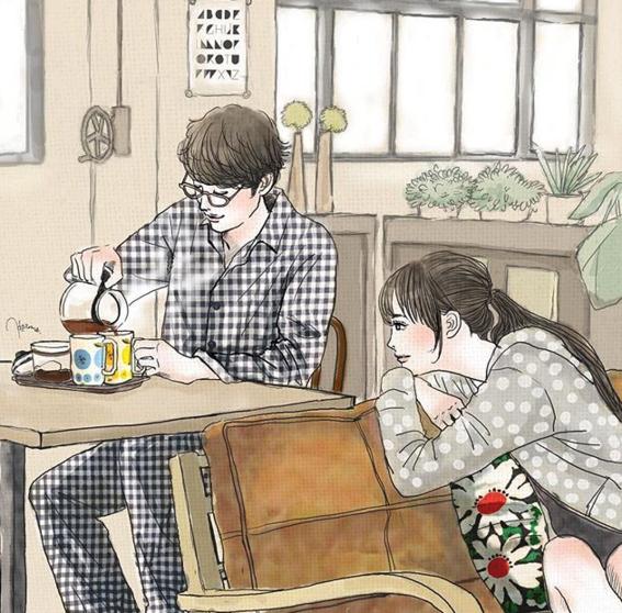 ilustraciones de haruna hiraizumi 4