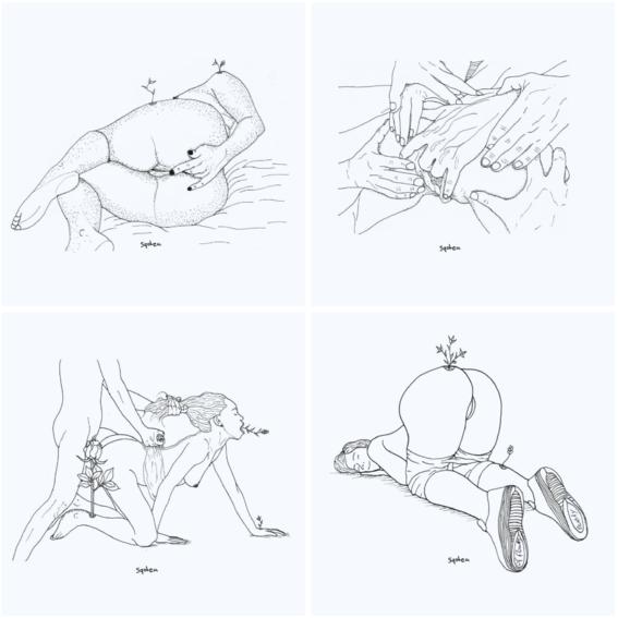 ilustraciones eroticas 1