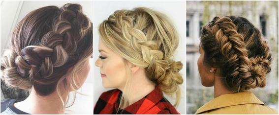 halo braid hairstyles 8