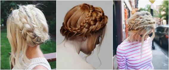 halo braid hairstyles 7