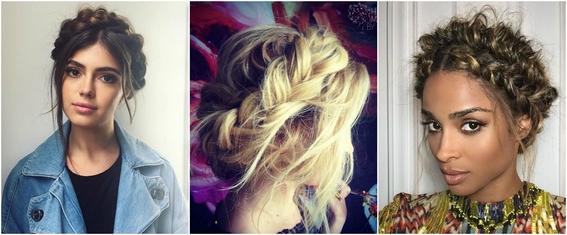 halo braid hairstyles 4