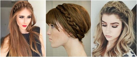 halo braid hairstyles 3