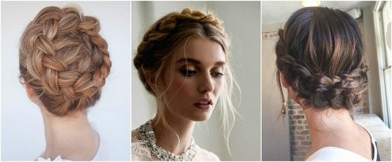 halo braid hairstyles 1