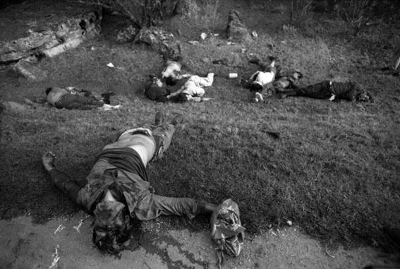 fotografias de la guerra de chiapas contra el gobierno 1