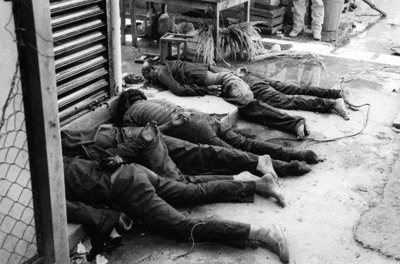 fotografias de la guerra de chiapas contra el gobierno 2