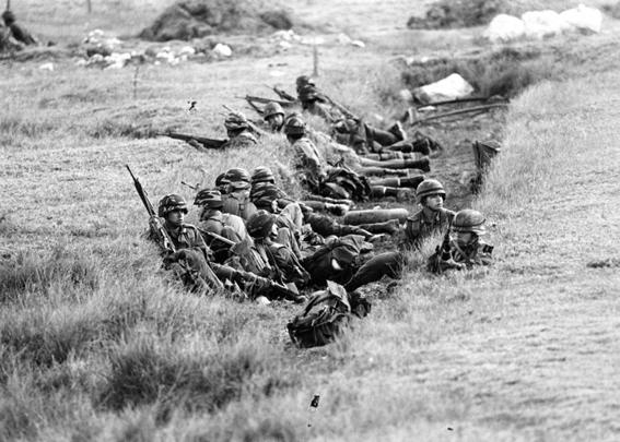 fotografias de la guerra de chiapas contra el gobierno 10