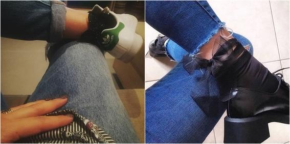 como usar calcetines 7