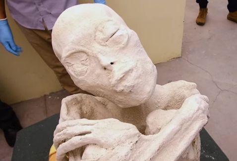 momia hallada en nazca podria ser un extraterrestre 2