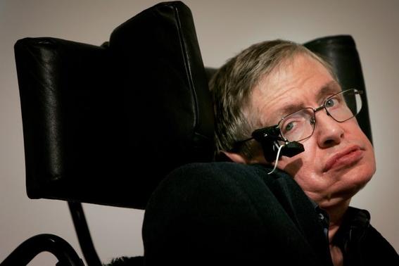 Muere Stephen Hawking 1
