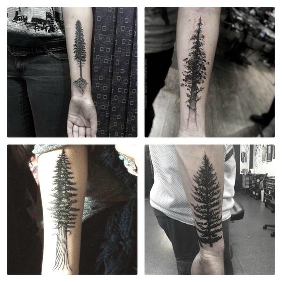 tatuajes de arboles 3