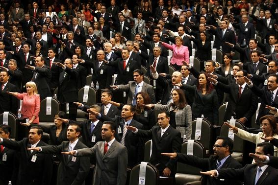 mexico gasta millones de pesos en diputados 2