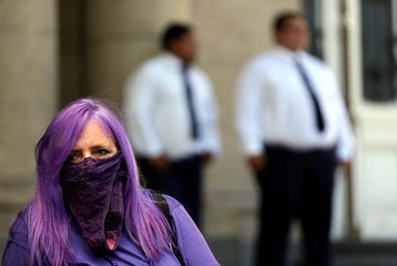 llamado a las mujeres al aborto legal en argentina 2