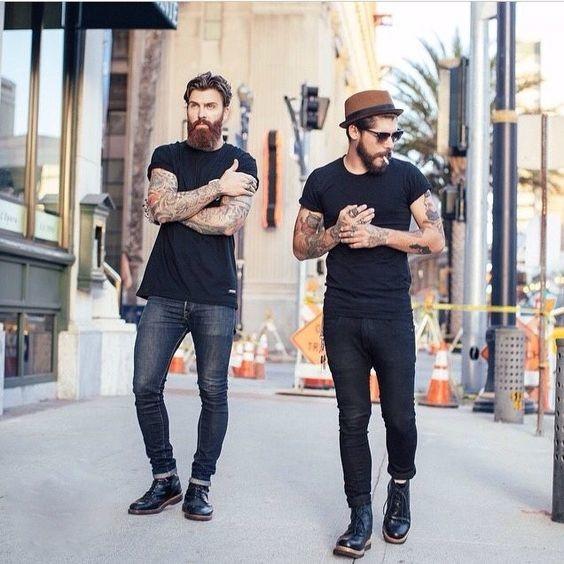 tipos de barba 1