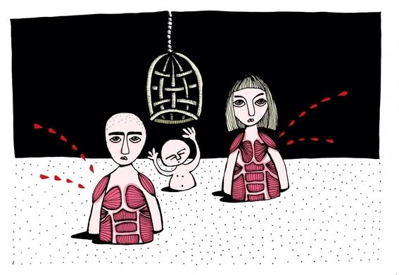 ilustraciones eroticas de maru ceballos 5