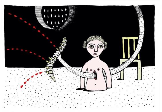 ilustraciones eroticas de maru ceballos 7