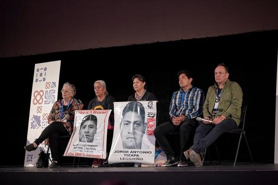 Ayotzinapa el paso de la tortuga de Guillermo del Toro 1