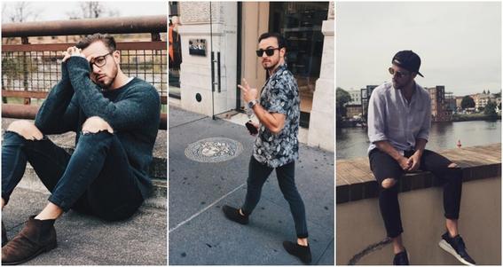 lecciones de moda para hombres 5