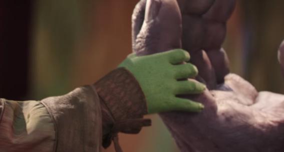 nuevo trailer de avengers infinity war 1