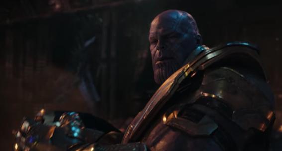 nuevo trailer de avengers infinity war 2