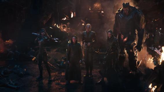 nuevo trailer de avengers infinity war 3