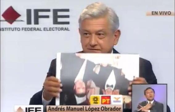 debates presidenciales en mexico 6