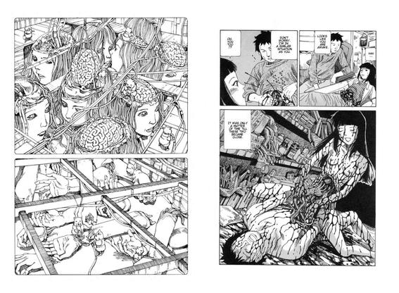 ilustraciones de shintaro kago 6