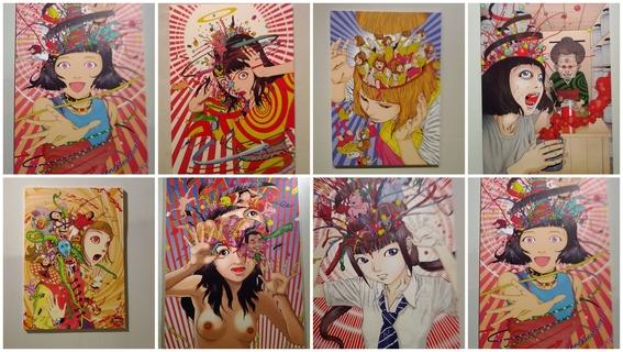 ilustraciones de shintaro kago 10