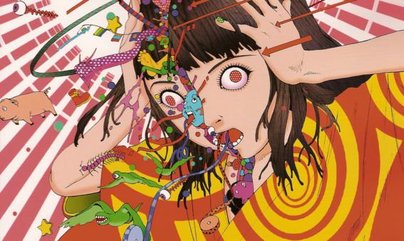 ilustraciones de shintaro kago 12