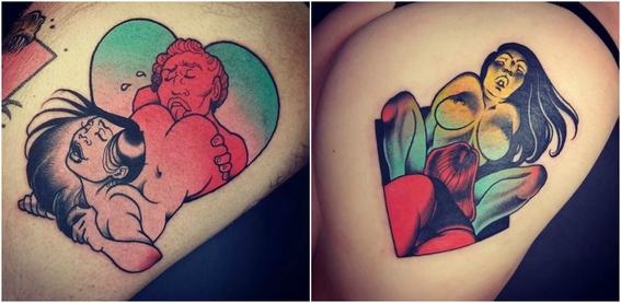 tatuajes eroticos 5