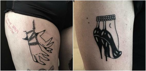 tatuajes eroticos 7