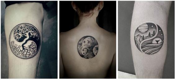tatuajes de equilibrio 8