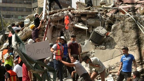 dinero donado del sismo del 19 de septiembre 1