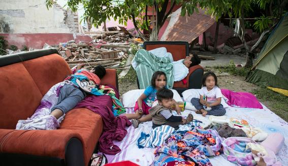 dinero donado del sismo del 19 de septiembre 2