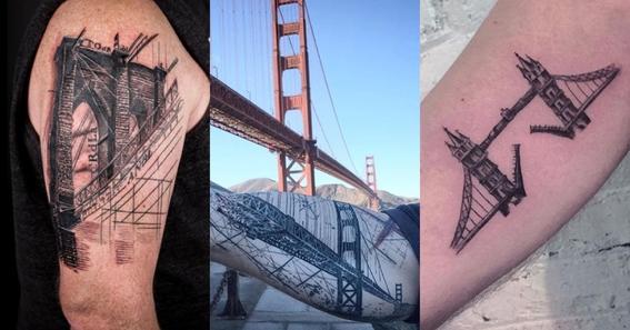 architecture tattoo ideas 5