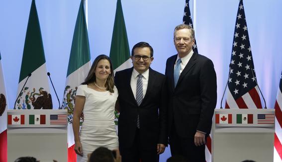 Jesús Seade Helú encabezaría negociación del TLCAN si gana López Obrador