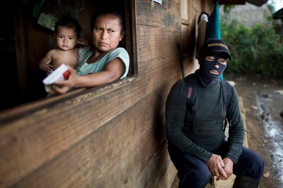 camara shuar proyecto de indigenas ecuatorianos 1