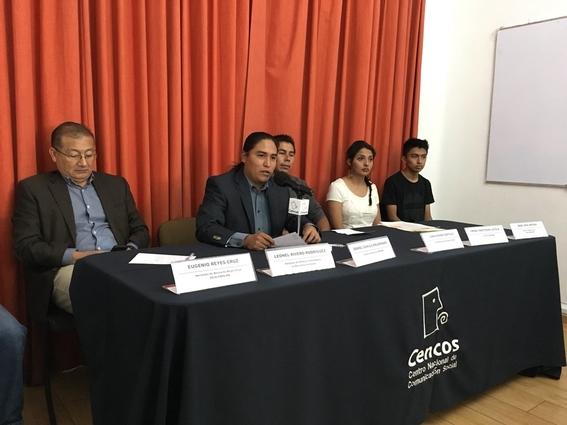 reportan desaparicion forzada de defensores de derechos humanos 1