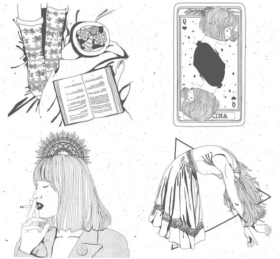 ilustraciones de gin noguera 2