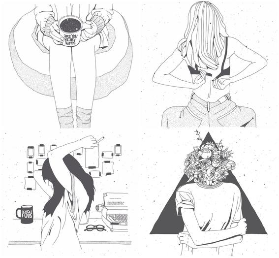 ilustraciones de gin noguera 1
